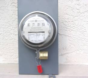 Meter Lock